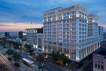 THE RITZ-CARLTON, NEW ORLEANS: Business As Usual