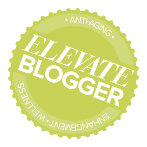 Elevate Blogger Badge