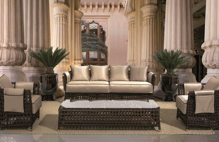 The Top 10 Decor Items - Indoor Rattan Furniture and More
