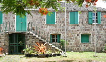 Paradise Beach Resort Nevis' New Hamilton 1755 Package