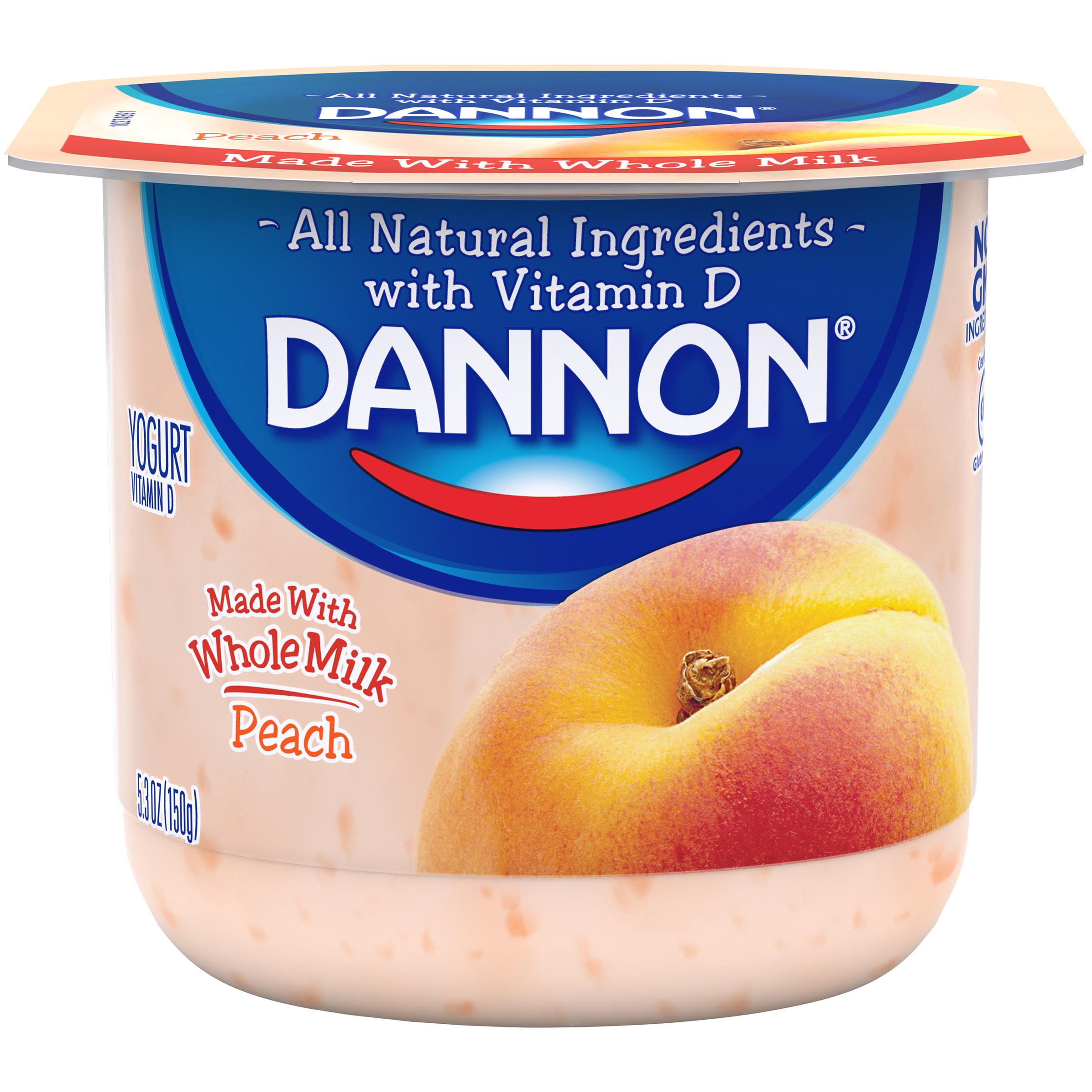 I LOVE Dannon's Pledge to Naturality #KnowYourYogurt