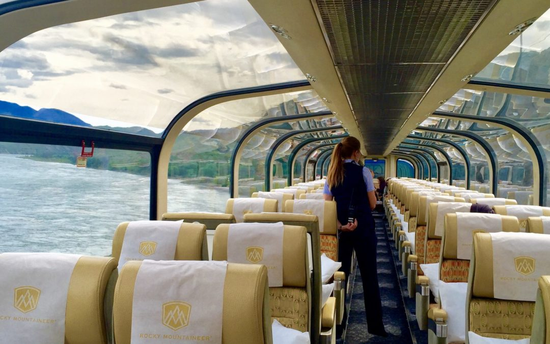 The Luxury Hotels behind Rocky Mountaineer's GoldLeaf Service