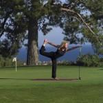 Pelican Hill Marie Friedlander yoga instructor
