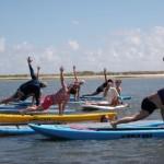 sup yoga paddle yoga