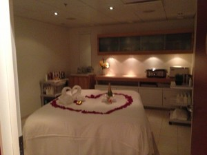 Allure of the seas spa 2 couples suite
