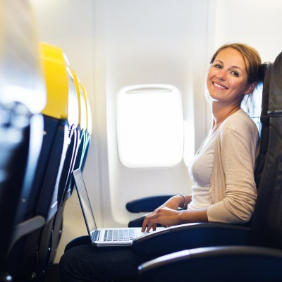Stretching in the Sky: In-Flight Exercises to Make Your Trip More Comfortable