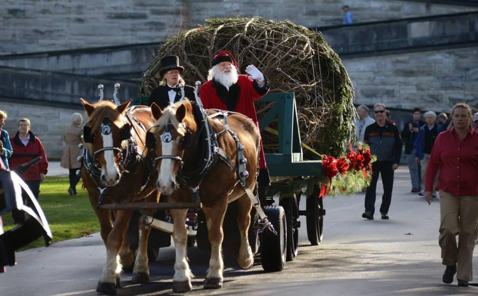 A Holiday Tradition: Christmas at Biltmore