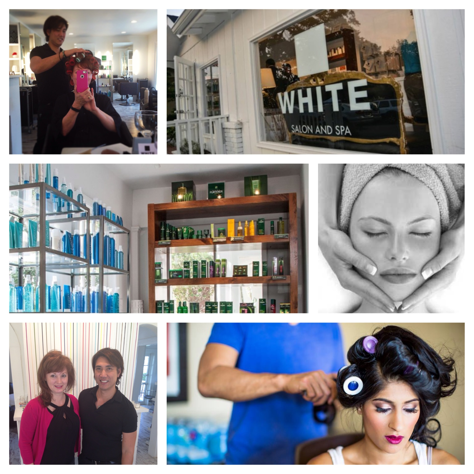 Venture to White Salon and Spa