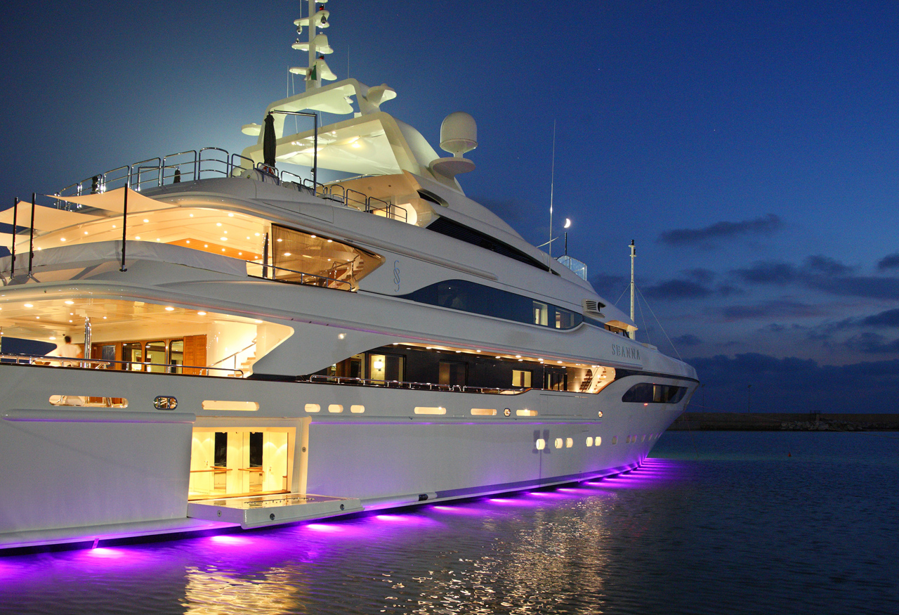 Yachts At Night How to feel like YOU o...