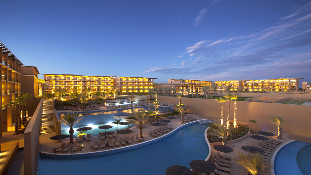 The Impressive Spas of Paradise by Marriott