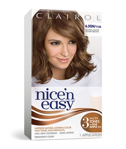 Color My World at Home - Clairol Nice \'n Easy Hair Color
