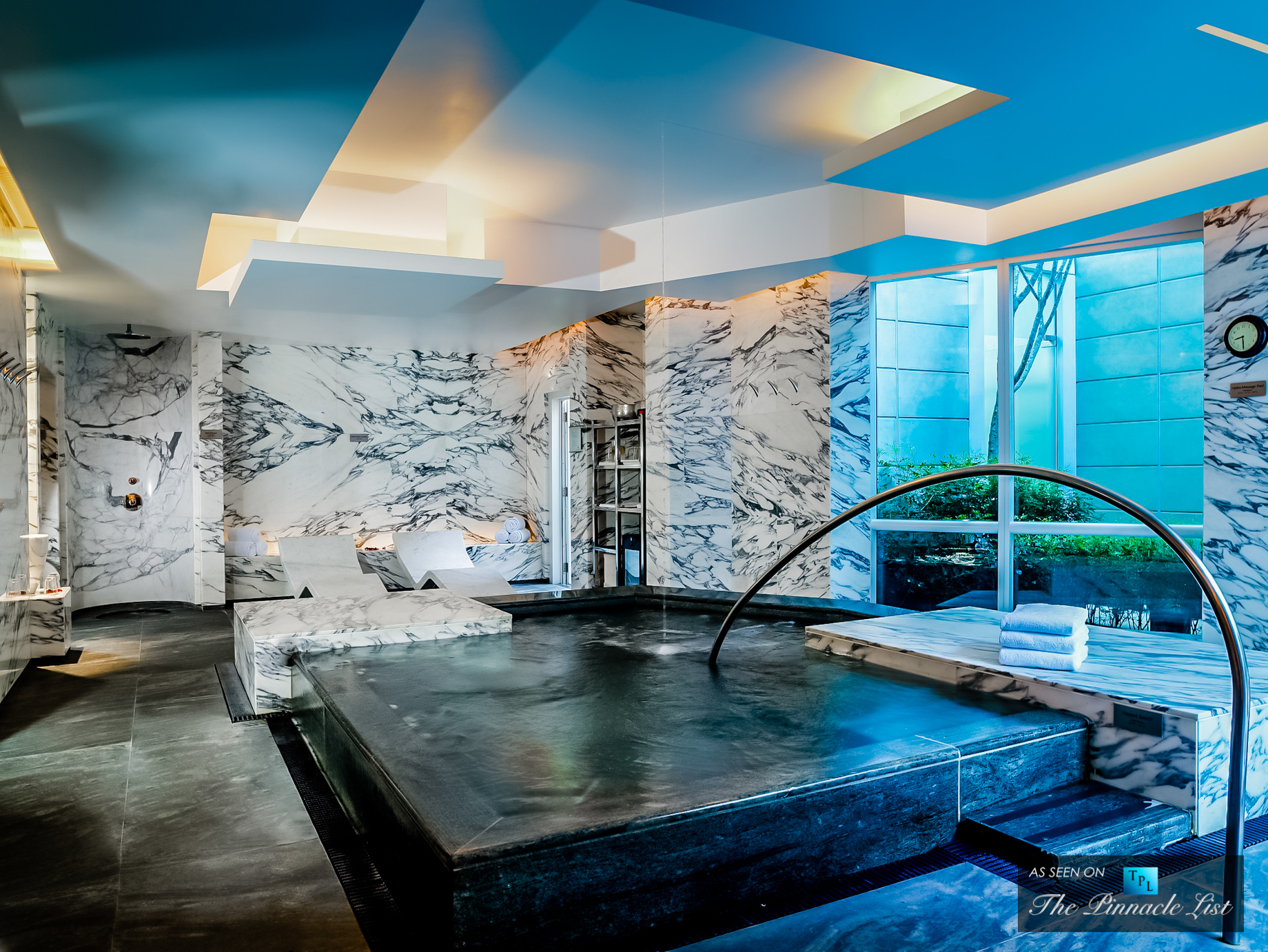 Luxury Hotels Spas In Singapore St Regis Spa