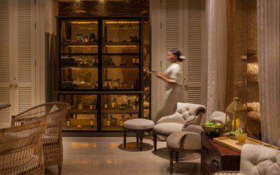 New Destination Spas to Add to Your Goblet List