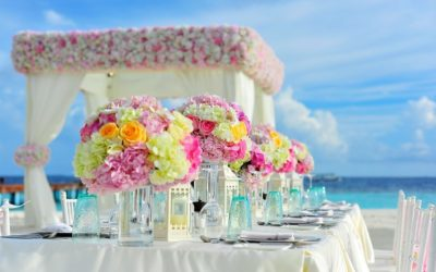 The Ultimate Romantic Beach Or Cruise Ship Wedding