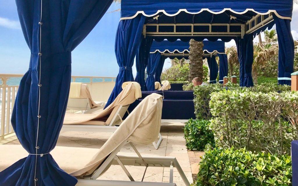 The Virtues of a Cabana Day