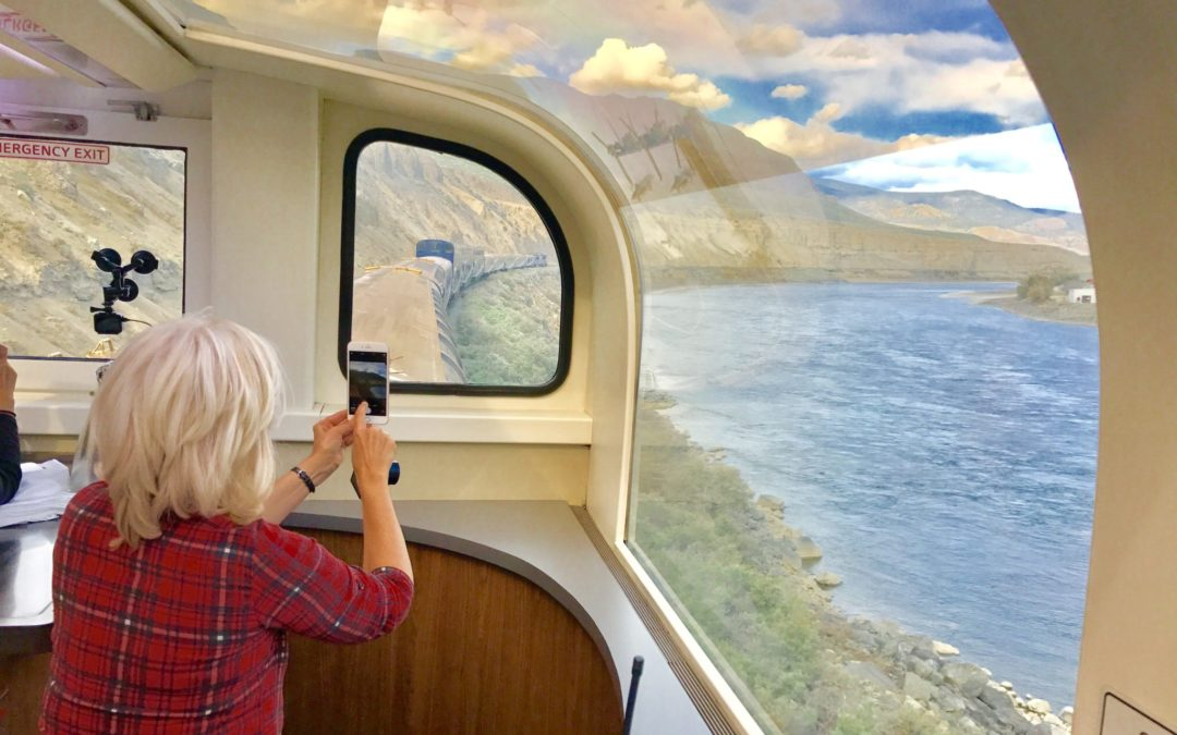 My Top Five Most Luxurious Moments Aboard Rocky Mountaineer