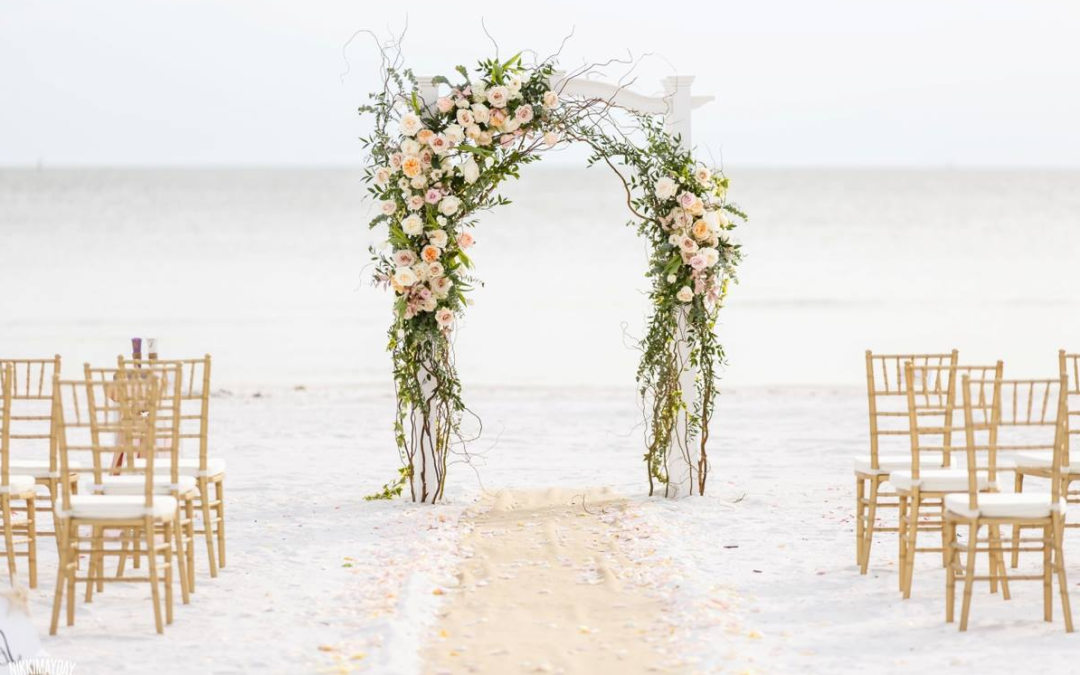 Perfectly Pink Affordable Destination Weddings