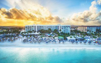 A 'Happy' Wellness Retreat / Aruba Marriott Resort & Stellaris Casino, Aruba
