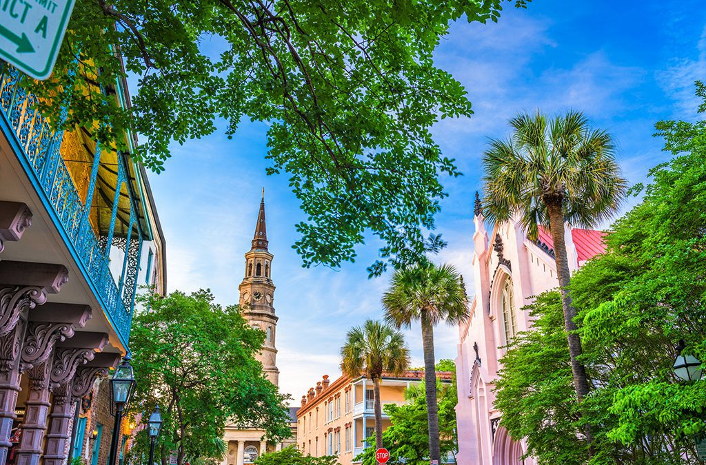 Charleston first timers guide