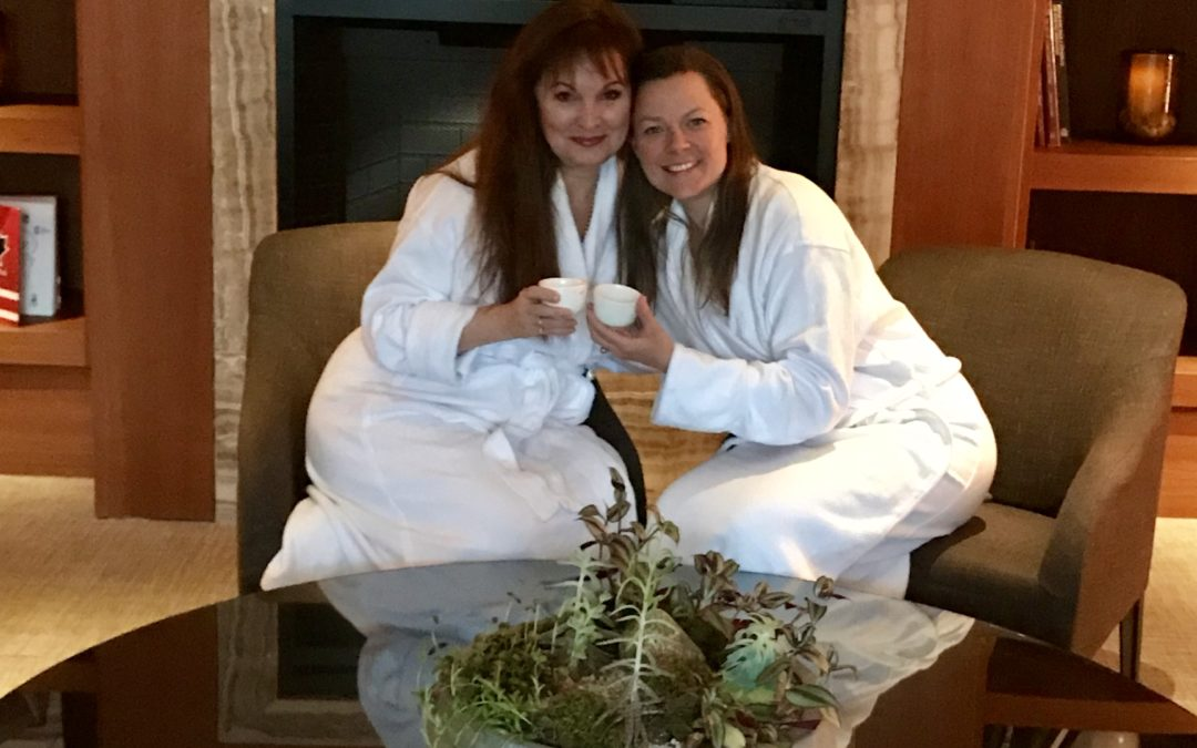 World Spa Reviews Interviews Spa Travel Gal at Fairmont Pacific Rim – Ava Roxanne Stritt
