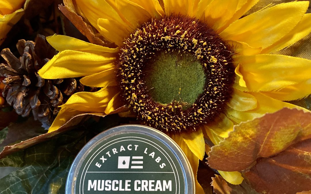 This CBD Muscle Cream WORKS!