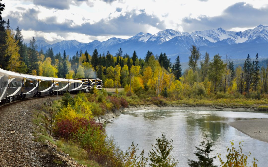 More Rocky Mountaineer GoldLeaf Service Cars in 2020 to Celebrate 30 Years