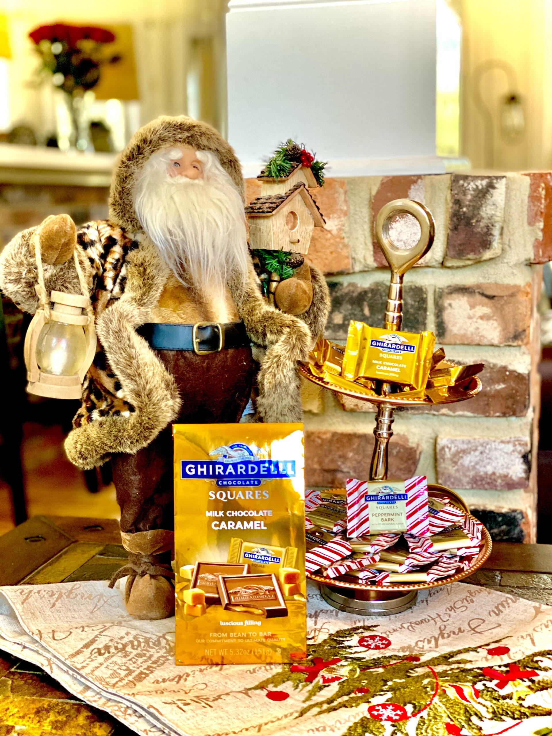 Ghirardelli makes the Holidays a Bite Better