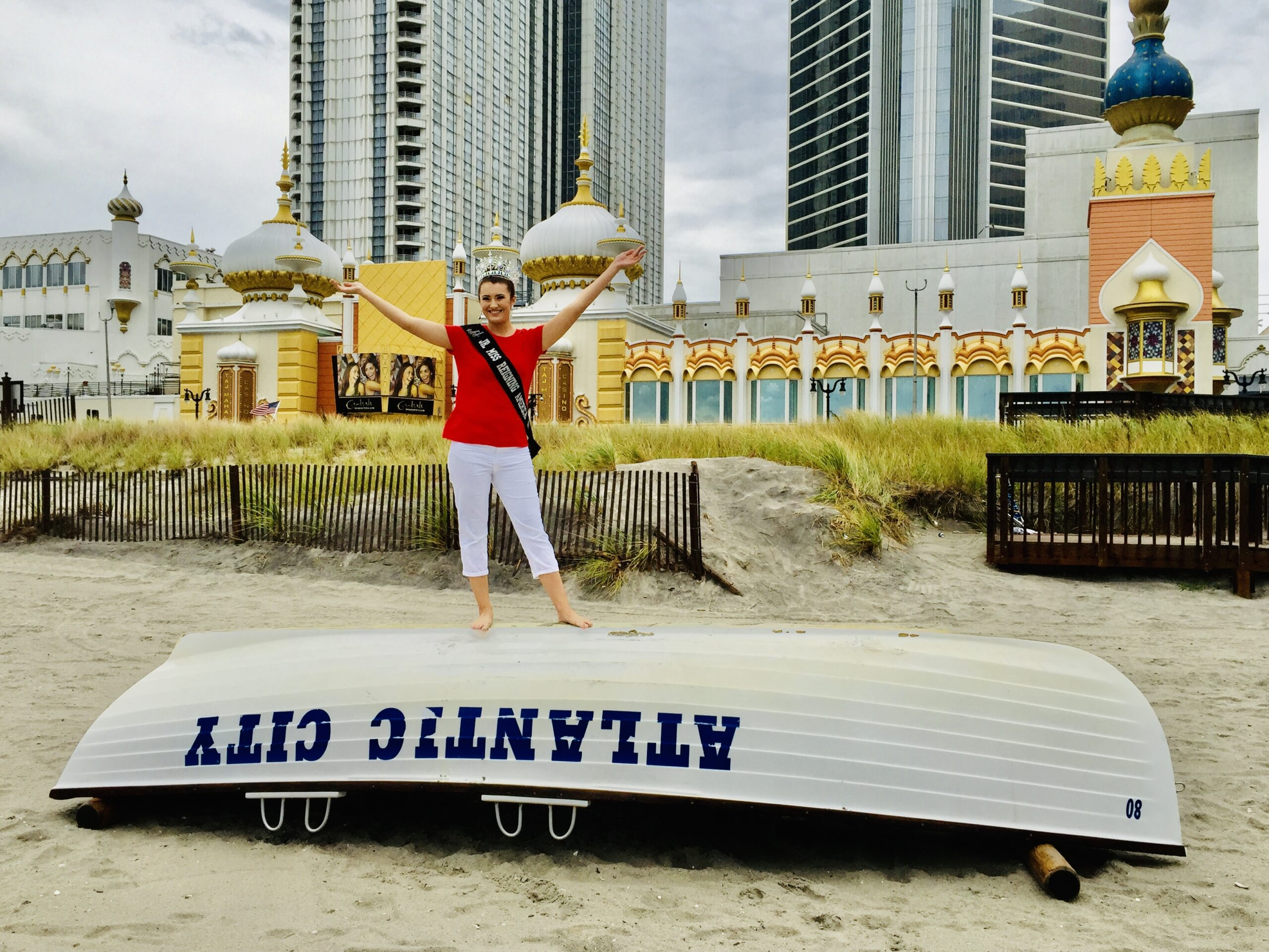 Find Your Way to Atlantic City