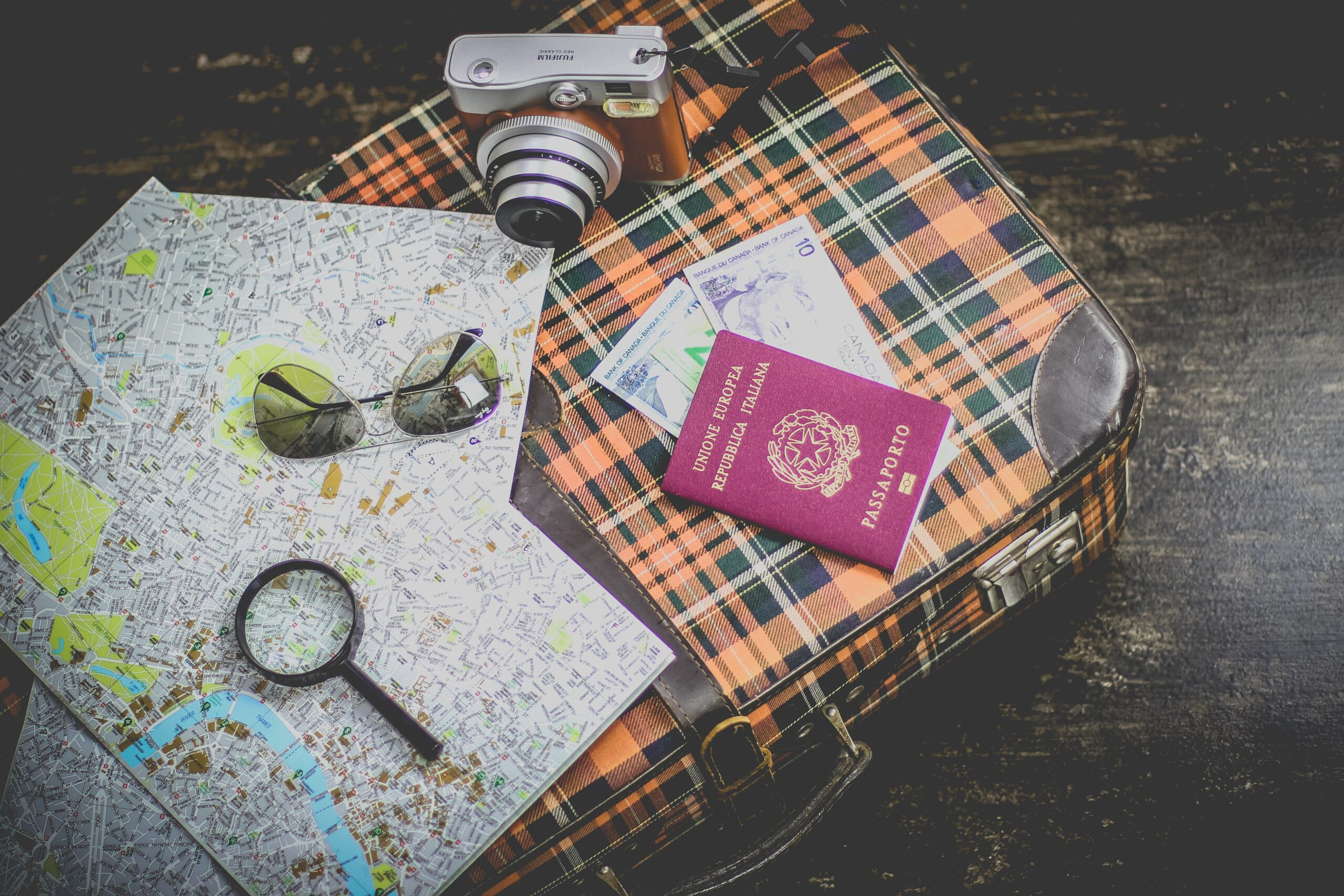 Travel Accessories To Put On Your List