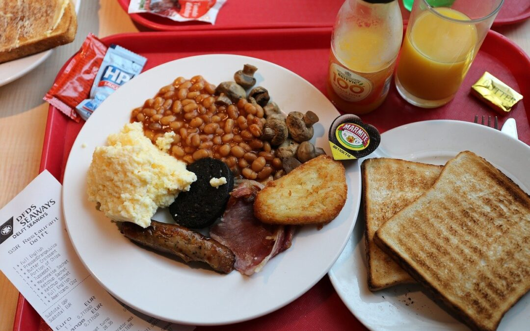 5 Foods You Must Try On A Trip To England